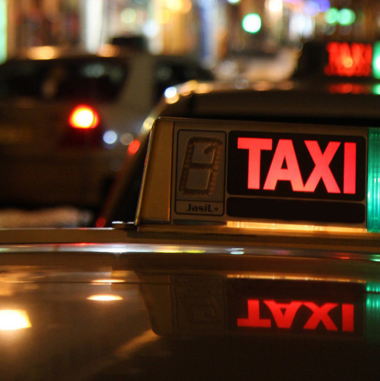 Taxis 24 Horas